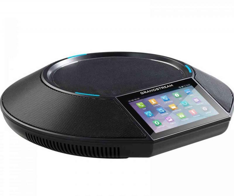 Телефон IP для конференций Grandstream GAC2500 6 линий 6 SIP-аккаунт 1x10/100Mbps LCD Wi-Fi