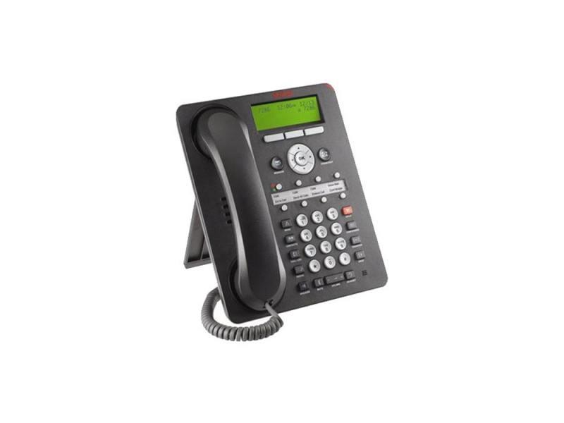 Телефон IP Avaya 1608-I черный ip телефон gigaset c530a ip