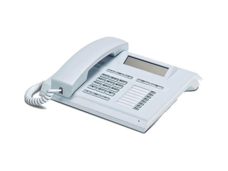 Телефон IP Siemens Unify OpenStage 15 SIP ice-blue светло-голубой L30250-F600-C176