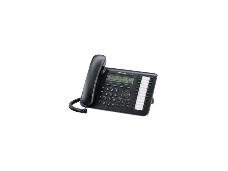 Телефон IP Panasonic KX-NT543RU-B 2xLAN LCD 24 кнопки ip телефон gigaset c530a ip