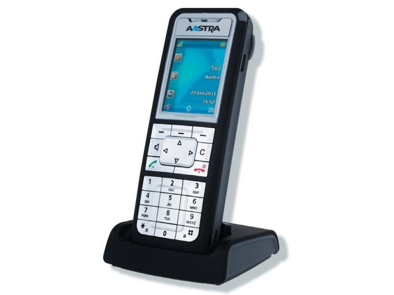 Радиотелефон DECT Aastra 612d 80E00011AAA-A
