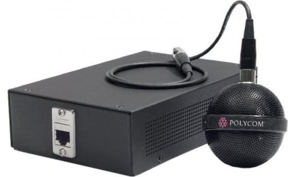 цена Микрофон Polycom 2200-23810-001