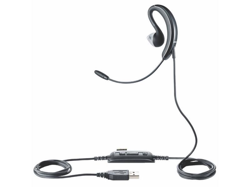 Гарнитура Jabra UC VOICE 250 Mono USB MS NC WB 2507-823-109 гарнитура jabra uc voice 550 mono usb nc wb 5593 829 209