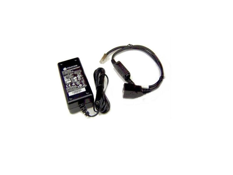 Блок питания Polycom 2200-40110-122 для IP телефонов SoundStation IP 7000 VoIP