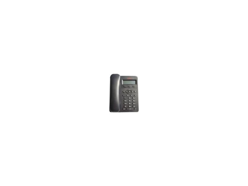 Телефон IP Avaya E129 черный 700507151