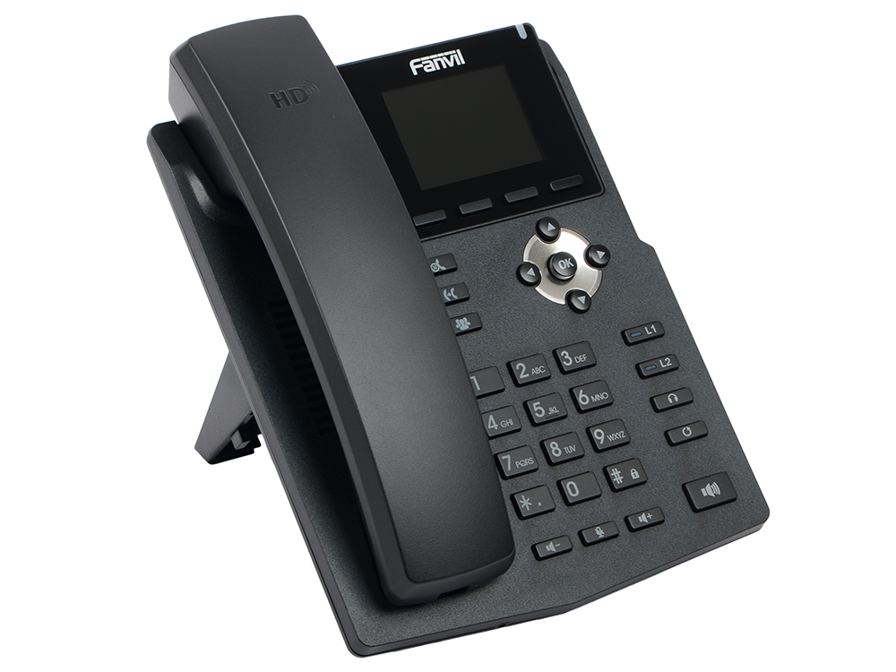 Телефон IP Fanvil X3SP ip телефон fanvil x6