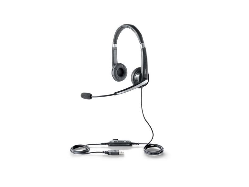 Гарнитура Jabra UC VOICE 550 Duo USB MS NC WB 5599-823-109