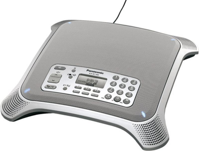 Телефон IP Panasonic KX-NT700RU белый