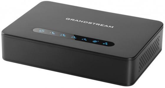 Шлюз VoIP HT-814 4xFXS 1xLAN 10/100/1000Мб/с SIP Grandstream