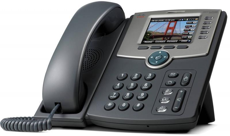 Телефон IP Cisco SPA525G2-XU cisco spa302d