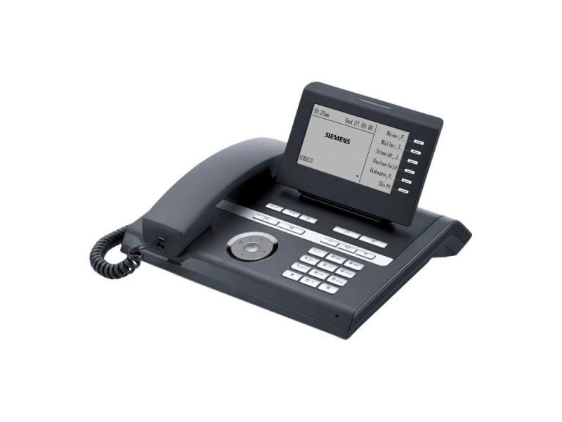 Телефон IP Siemens Unify OpenStage 40 SIP голубой L30250-F600-C108 voip телефон gigaset openstage 40 sip black