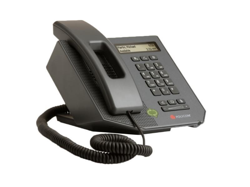 Телефон Polycom CX300 R2 2200-32530-025 телефон