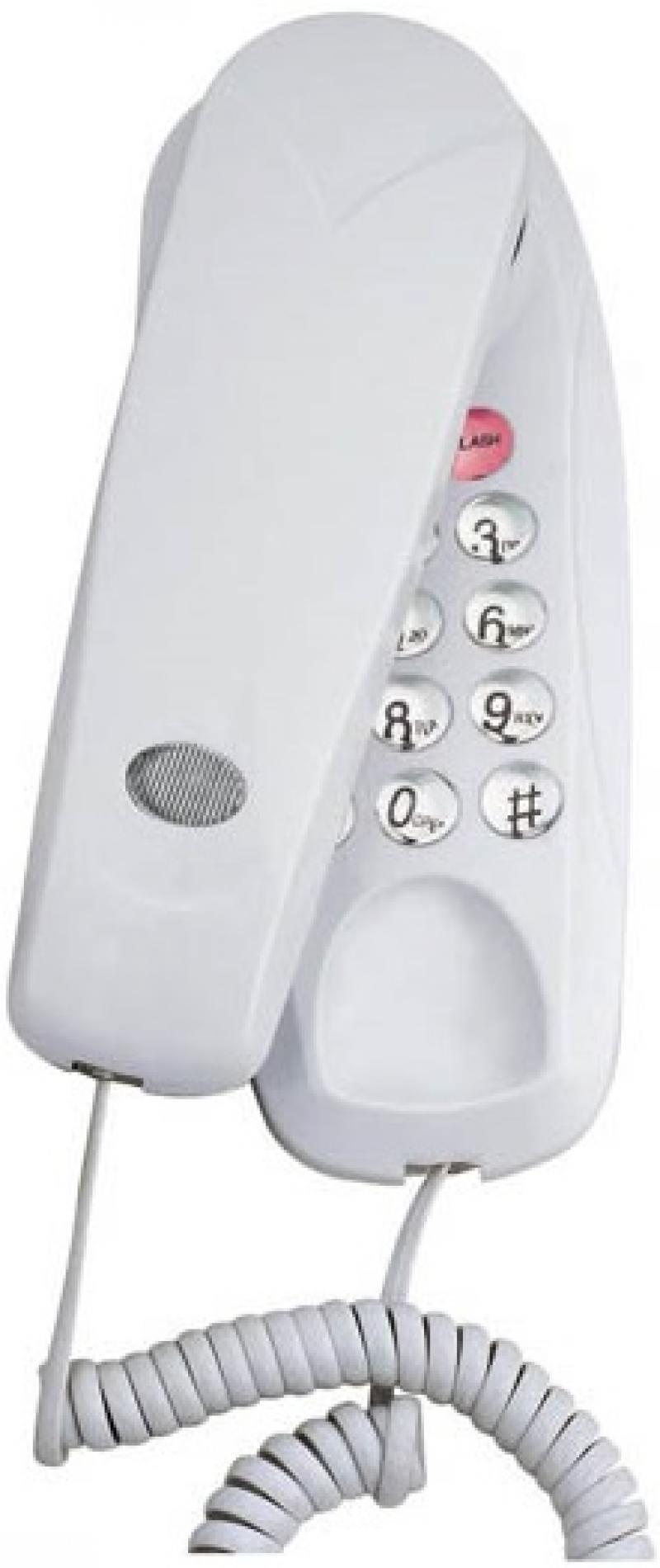 Телефон Supra STL-111 белый supra stl 120