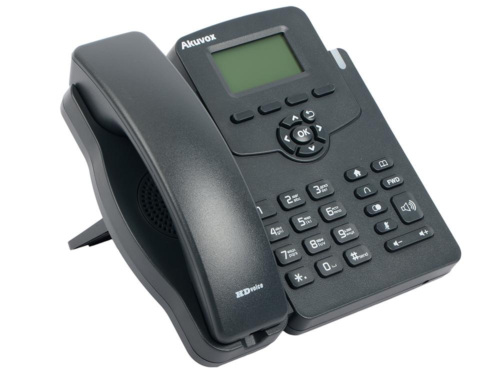 Телефон IP Akuvox SP-R50P 1 SIP-аккаунт 2x10/100Mbps 2.3