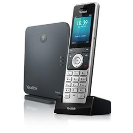 Картинка для Трубка DECT Yealink W60P Беспроводной IP DECT телефон (трубка)