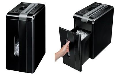 Картинка для Шредер Fellowes DS-500C,  авт.,4х38мм, 5лст., 8лтр. Уничтожает: скрепки,скобы, пластиковые карты