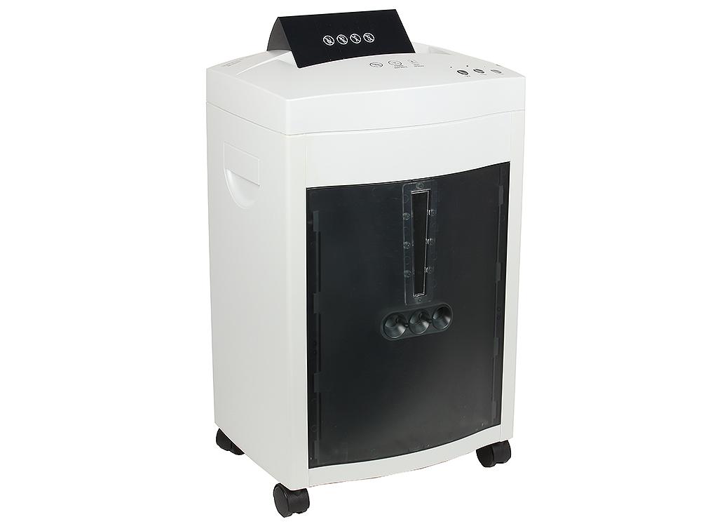 Шредер Office Kit S150 2x2 (DIN P-6) фрагмент 2x2мм, 8 листов, 20 литров
