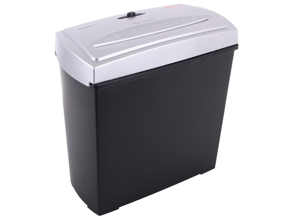 Шредер Geha X5-4x40 (DIN P-4) фрагмент 4x40мм, 5 листов, 11 литров, Уничт.скобы