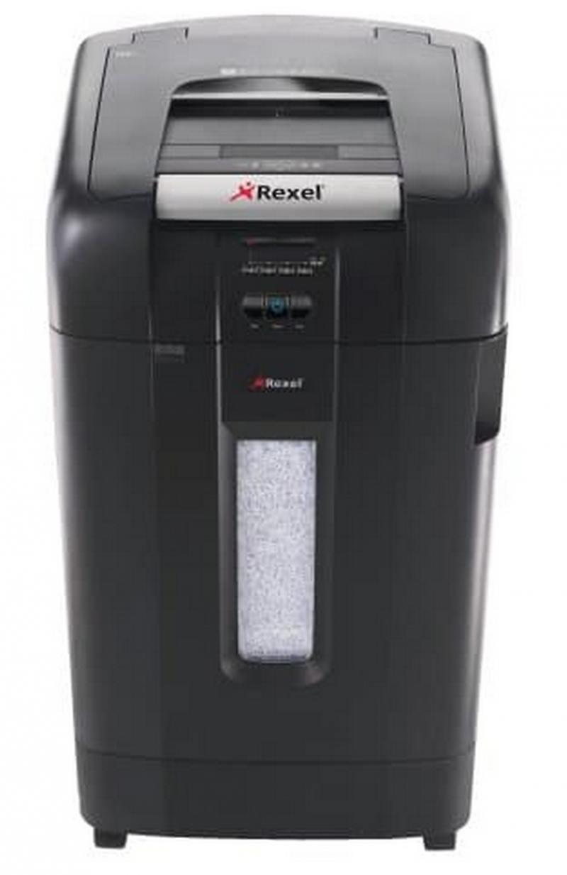 Уничтожитель бумаг Rexel Auto+ 750M 750лст 115лтр 2104750EU