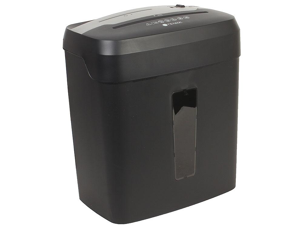 Шредер ГЕЛЕОС УП21-4 (DIN P-4) фрагмент 3,9x35мм, 15 листов (70гр./м2), 21 литр, Уничт.скобы,скрепки,пл.карты,CD