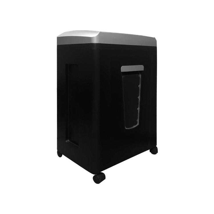 Шредер ГЕЛЕОС УП21-7 DIN P-7, фрагмент 0,8х2мм, 7 лист (70г/м2), CD/пл.карты, 23 литра