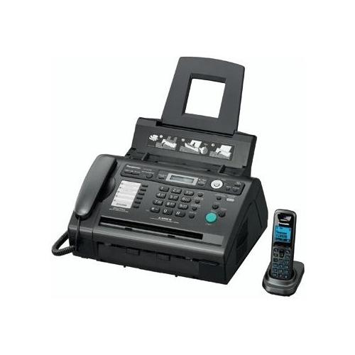 Факс Panasonic KX-FLC418RU (Обычная бумага А4)