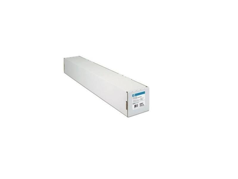 Бумага HP-C6810A  Ярко-белая бумага для струйной печати, 914мм x 91м, 90 г/м2 бумага hp 36 a0 914мм х 91 4м 90г м2 рулон для струйной печати ярко белая c6810a