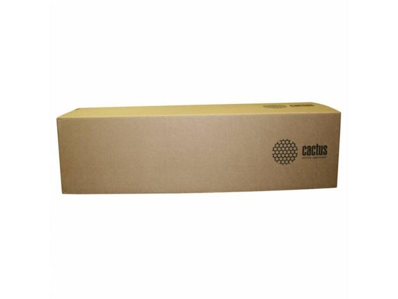 """Универсальная бумага Cactus  CS-LFP80-420457 для плоттеров без покр 16.5"""",420ммх45,7м. 80 г/кв.м втулка 50,8мм (2"""")"""
