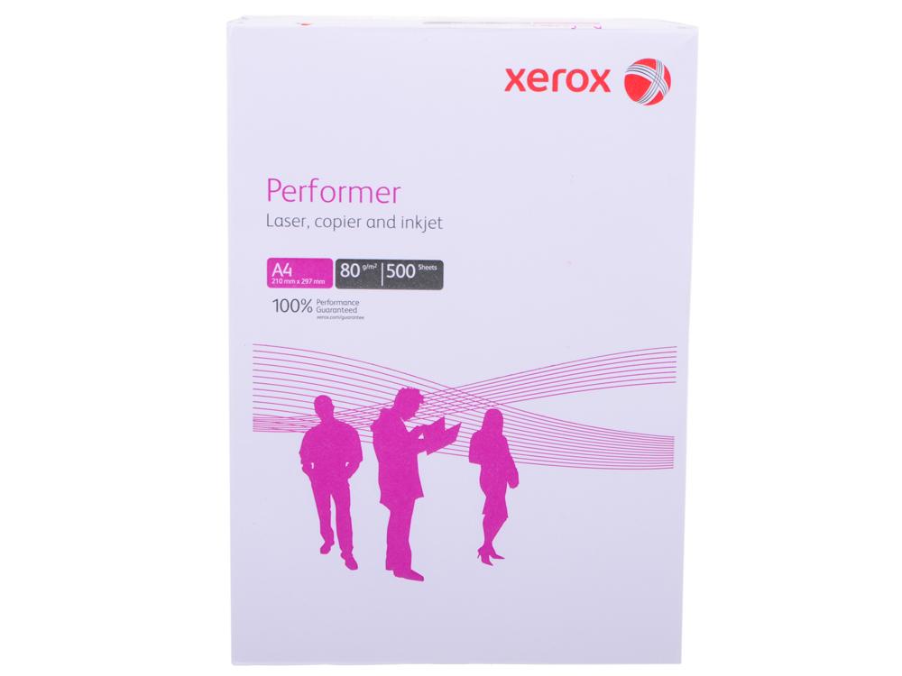 Бумага в листах белая офисная Xerox Performer A4, 80 г/м2, 500л. 003R90649 бумага xerox office а3 80 г кв м 500л 421l91821