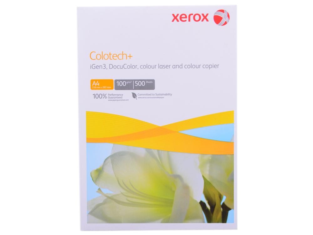 Бумага Xerox Colotech+ 100 гр/кв.м., A4
