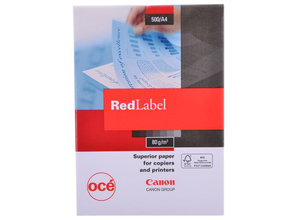 Бумага Canon Red Label Professional (А4, 80 г/кв.м, белизна 172% CIE, 500 листов)