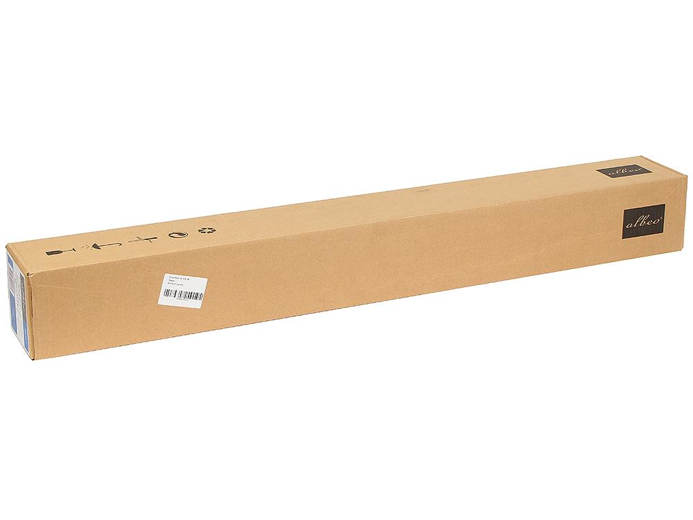 (Z80-16-1) Бумага Albeo InkJet Paper, для плоттеров, втулка 50,8 мм, белизна 146%, 2 шт/уп, (0,410х45,7 м., 80 г/кв.м.)