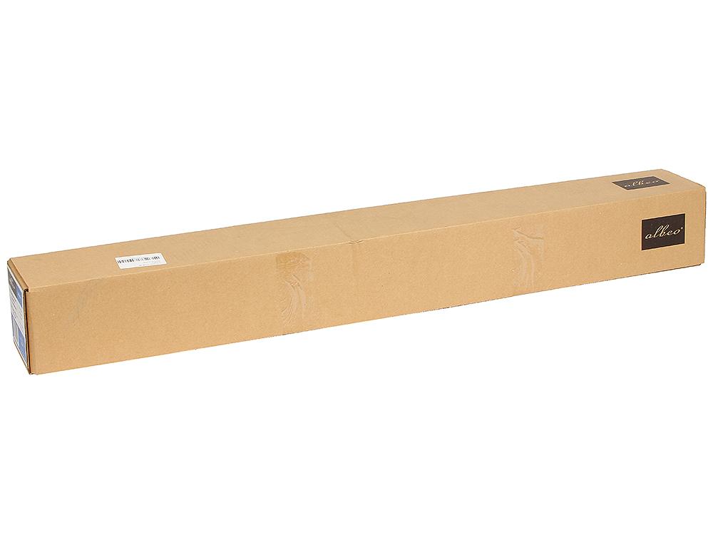 (Z90-36-1) Бумага Albeo InkJet Paper, для плоттеров, втулка 50,8 мм, белизна 146%, (0,914х45,7 м., 90 г/кв.м.) w90 36 30 бумага albeo inkjet coated paper universal универсальная для плоттеров с покрытием в рулонах втулка 50 8 мм 0 914х30 м 90 г кв м