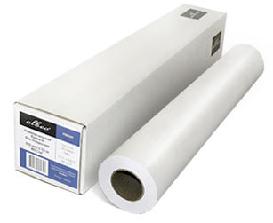 (Z80-76-841/2) Бумага Albeo Engineer Paper, инженерная для плоттеров,  втулка 76 мм, 2 штуп.  (0,841х175 м., 80 г/кв.м.)