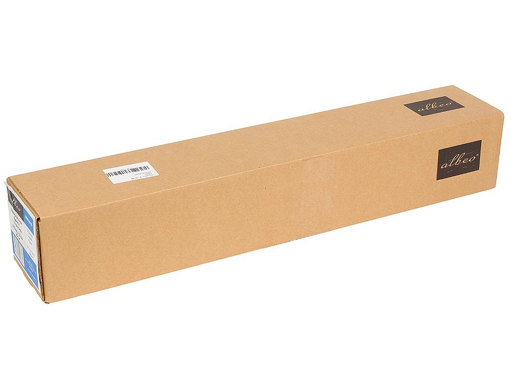 (W90-24-30) Бумага Albeo InkJet Coated Paper-Universal, универсальная для плоттеров, с покрытием, втулка 50,8 мм, (0,610х30 м., 90 г/кв.м.) w90 36 30 бумага albeo inkjet coated paper universal универсальная для плоттеров с покрытием в рулонах втулка 50 8 мм 0 914х30 м 90 г кв м