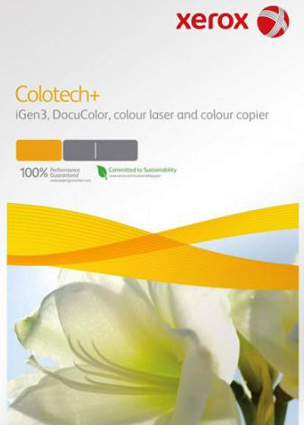 Бумага XEROX Colotech Plus 170CIE, 90г, A3, 500 листов 003R98839