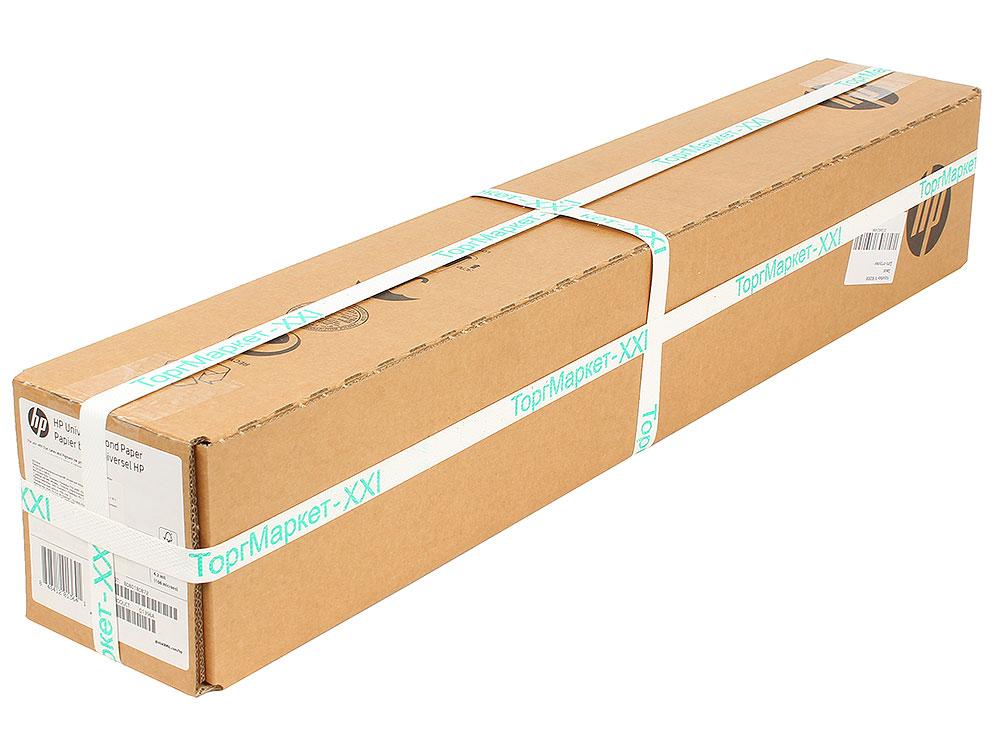 Бумага широкоформатная Q1396A HP Universal Inkjet Bond Paper-610 mm x 45.7 m (24 in x 150 ft)