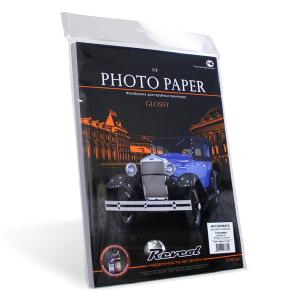 Фотобумага Revcol A4,180г, 50 л, глянцевая для струйных принтеров