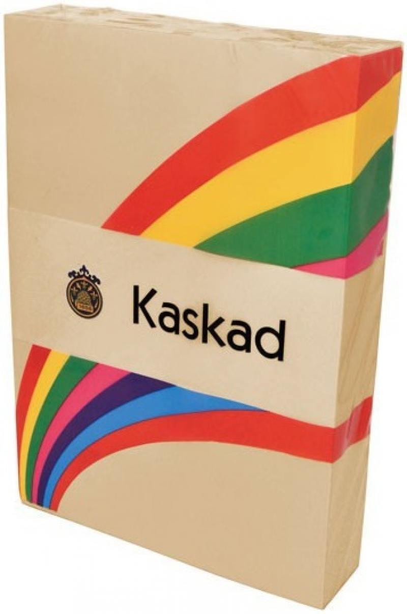 Цветная бумага Lessebo Bruk Kaskad A4 500 листов 608.016 канцелярия lessebo paper ab бумага цветная kaskad а3 160 г 250 листов