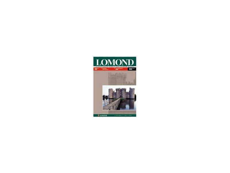 Бумага Lomond A4 90г/кв.м Photo матовая 0102001 100л