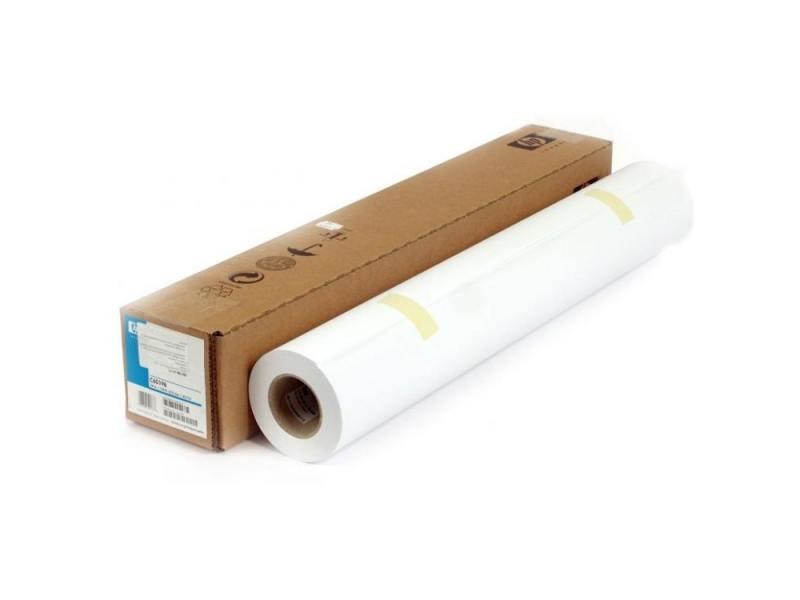 Фотобумага HP 42 1067мм х 30.5м 190г/м2 универсальная глянцевая Q1428B бумага для плоттера hp q1428b q1428b