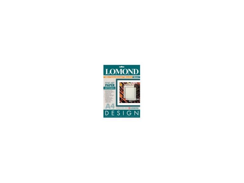 Фотобумага Lomond A4 200г/м2 матовая дизайнерская Шотландка 10л 0921041