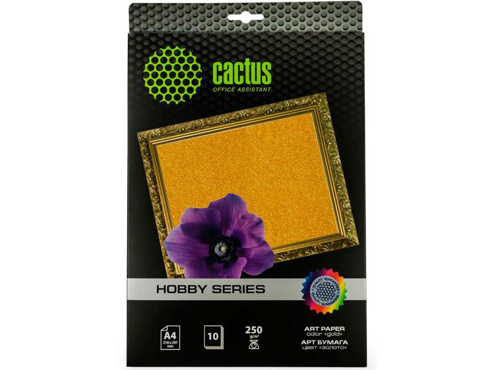 Бумага Cactus CS-DA425010G A4 250г/кв.м 10л