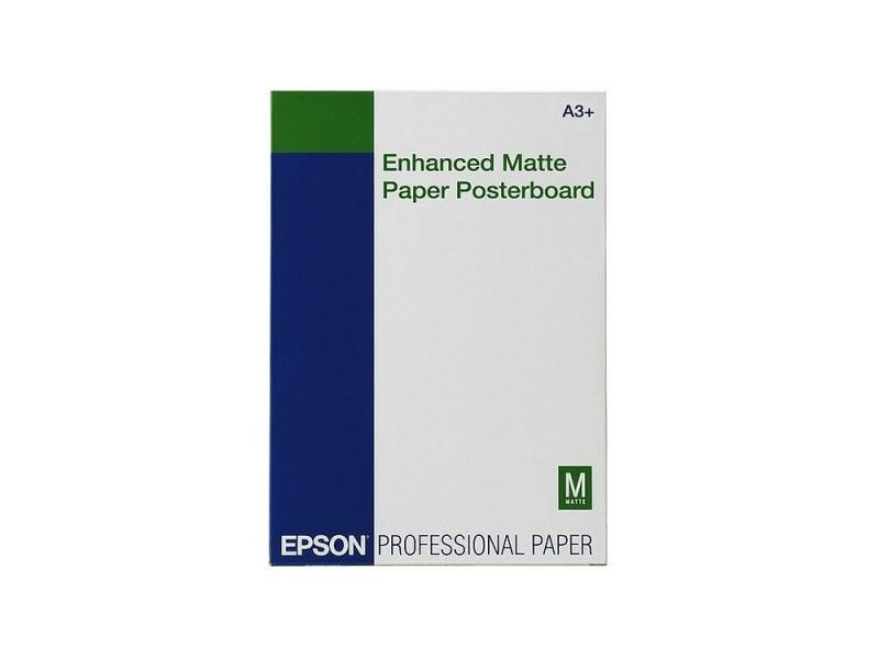 Фотобумага Epson Velvet FineArt Paper A3 260г/м2 матовая 20л C13S041637 fineart