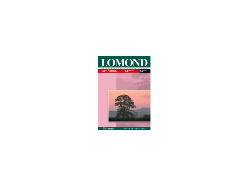 Бумага Lomond A4 150г/кв.м Glossy Paper [0102043] 25л manual paper creaser 350mm a4 size paper creasing machine