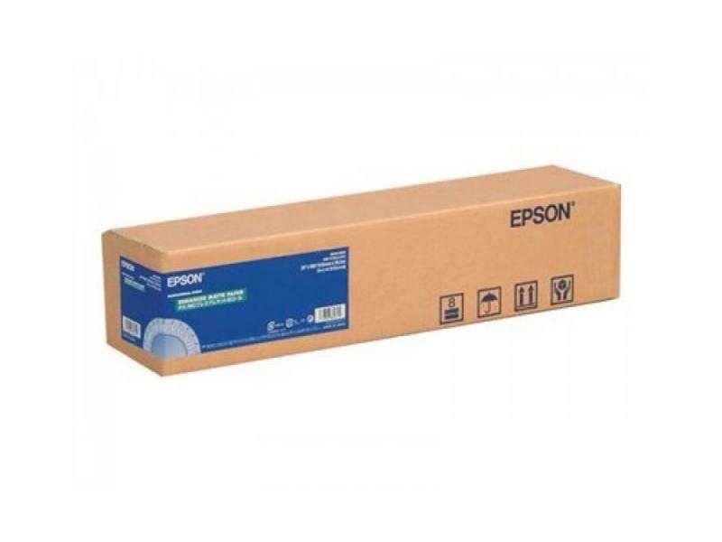 """Бумага Epson Enchanced Adhesive Syntetic Paper 24"""" х 30.5м C13S041617"""