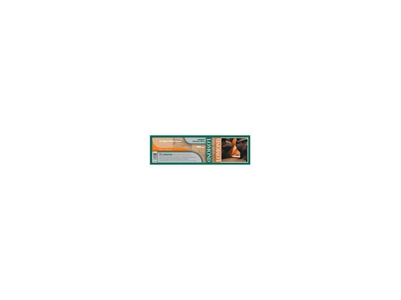 Бумага для плоттера Lomond 140г/м2 610мм х 30м х 50 матовая 1202081