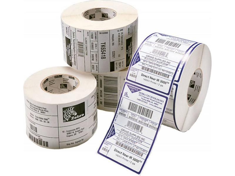 Бумажные этикетки Zebra 3003060 Z-Select 2000D 50.8x38.1мм