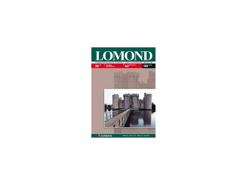 Бумага Lomond A4 90г/кв.м Matte Paper [0102029] 25л