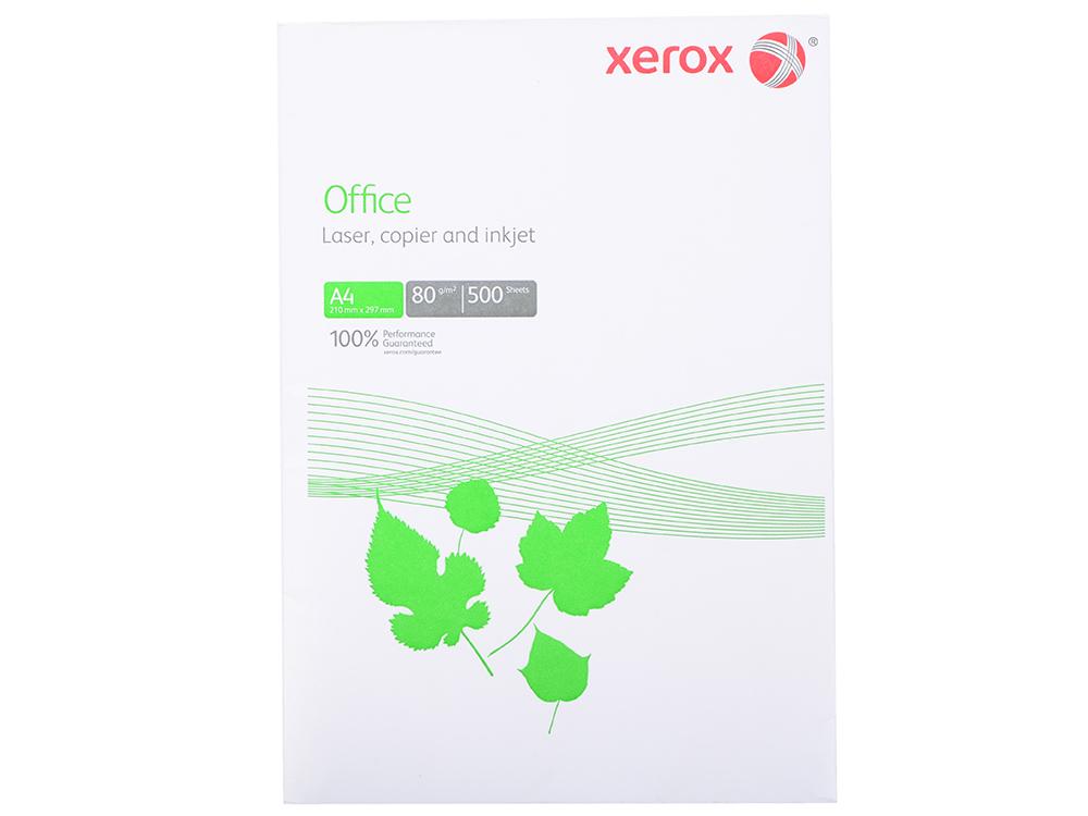Бумага в листах белая офисная Xerox Office A4, 80г/м2, белизна 150% CIE, 500л (421L91820) термометр a